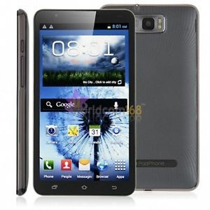 "Star N9776 6 0"" Android 4 0 Mobile Cell Smart Phone 3G Unlocked GSM WiFi GPS"