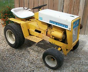 International Cub Cadet Tractor