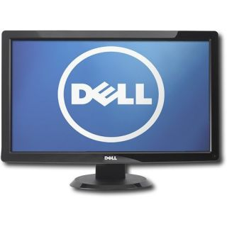 "Dell ST2010B 20"" Widescreen Flat Panel LCD PC Monitor 1600x900 0884116013846"