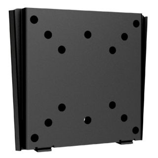 Low Profile LED LCD Monitor Flat TV Wall Mount Bracket Universal Vesa Black