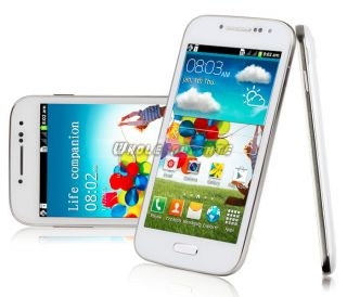 5'' Touch Screen WiFi Unlocked OS Android 4 0 Dual Sim GSM Smart Phone T Mobile