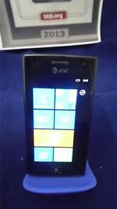 Samsung Focus Flash Windows 7 Phones Unlocked GSM Cell Phone Good Condition B