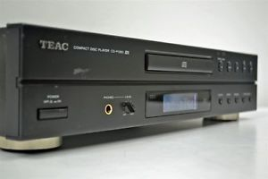 Teac Stereo Compact Disc CD Player CD P1260