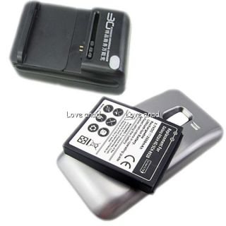 3500mAh Extended Battery Case Charger for Samsung Galaxy Attain 4G SCH R920