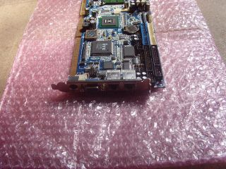 Prox F501LF GDB C 17 106 050110 VGA Dual LAN Single Board CPU Card