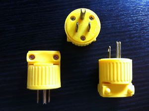 Extension Cord Replacement Plug Ple Copper Wiring Vinyl