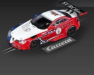Mercedes Benz SLR McLaren GT SLR Club Trophy Digital 132 Carrera Slot Car 30511