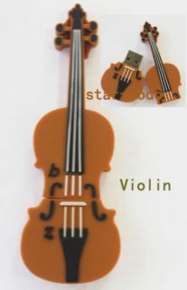 Violin USB 2 0 Flash Memory Drives 4GB 8GB 16GB 32GB Stick Pen Thumb