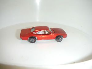 Hot Wheels Redline Custom Charger Orange RARE Red Line Orange Custom Charger