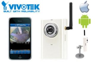 Vivotek TC5331 Wireless IP Surveillance Motion Detecting Network Camera