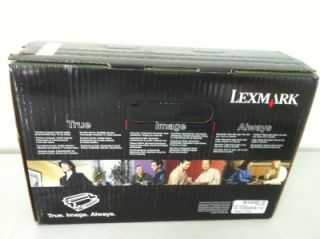 Lexmark 1 Photoconductor Kit E260X22G Brand New in Box Printer Fax Machine