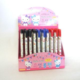 Wholesale Lot of 50 Hello Kitty Office School Supplies LED Pencils