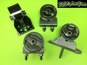Suzuki Esteem Baleno 1 6L Engine Motor Mount Kit 95 00