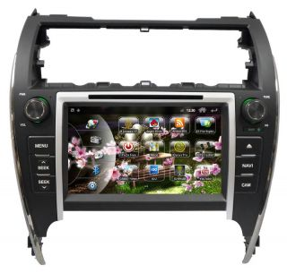 Look Factory Fit Android GPS Navigation DVD Stereo Radio 2012 Toyota Camry