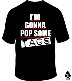 Pop Some Tags Thrift Shop Macklemore Ryan Lewis Swag Wanz Hip Hop Rap T Shirt