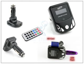 PLAYER with Audio FM Transmitter AUX SD Card USB Flash player