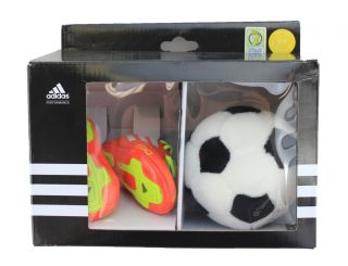 Adidas Baby Boy Box Set Shoes Ball Infant Kids Assorted on  Australia