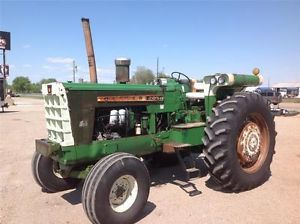 Oliver 2050 Diesel Farm Tractor for Sale Dual Hydraulics 3 Point