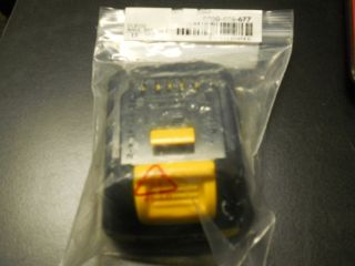 New 2013 Genuine Dewalt 12 Volt Max Lithium ion Power Tool Battery DCB120