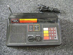 Digital Electronic Regency 10 Channel Programmable Police Fire Rescue Scanner