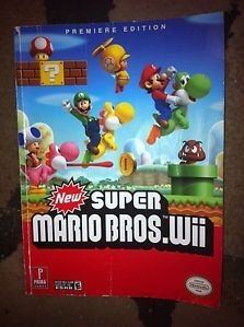 New Super Mario Bros Wii Guide