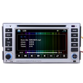 06 11 Hyundai Santa FE Car GPS Navigation Radio TV Bluetooth  iPod DVD Player