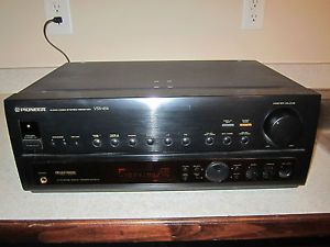 Pioneer VSX 454 Audio Video Stereo Receiver Radio Amplifier Works Great
