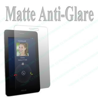 "3 x Matte Anti Glare Screen Protector Guard for 7"" Asus Fonepad ME371MG ME371"