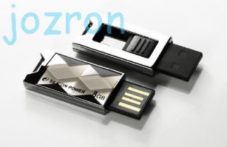 Silicon Power 850 16g 16GB USB Flash Pen Drive Titan GY