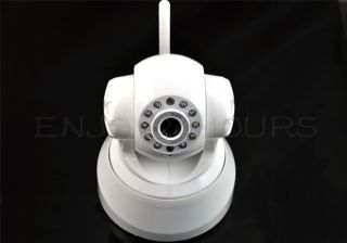 Wireless IP Camera WiFi Monitor Security Network Audio
