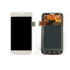 LCD Display Touch Screen Assembly for Samsung Galaxy SII S2 T Mobile T989 White