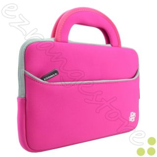 "Pink Handle Sleeve Bag for 13 3"" Asus Transformer Book TX300"