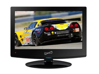 "Supersonic SC 1511 15 4"" Widescreen LED LCD HDTV HDMI USB Inputs 639131015111"