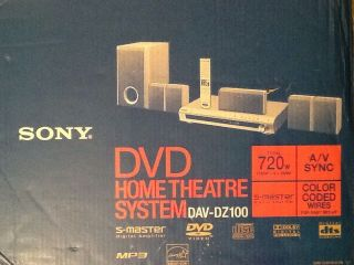 Sony DVD Home Theater Surround Sound System