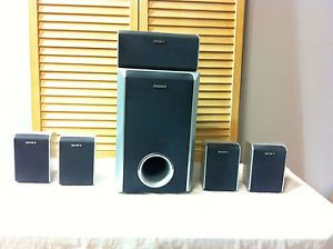 Sony s SWS31 DVD Home Theater Surround Sound Speaker System