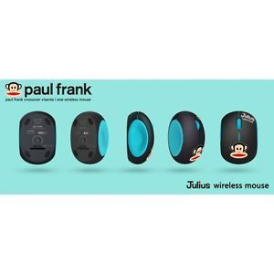 Paul Frank Julius Wireless Mouse Limited Edition Black