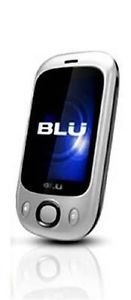 Blu Spark S120 Unlocked GSM Silver Phone Quadband at T Tmobile New