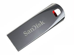 SanDisk 16GB 16 GB Cruzer Force USB Micro USB Flash Pen Drive SDCZ71 016G