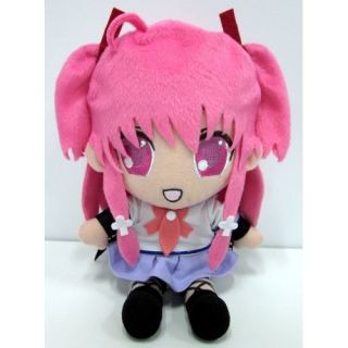 Angel Beats Yui Plush Doll Figure