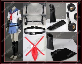 Angel Beats Shiina I Cosplay Costume Any Size