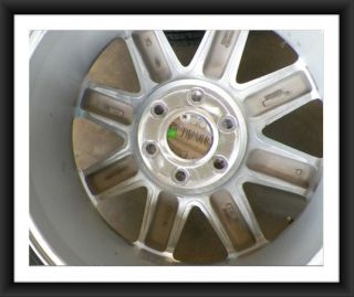 "20"" GMC Yukon Denali Chrome Wheels with Goodyear Tires 275 55 20 168C"