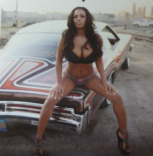 2013 Autocult Magazine Calendar Vtg Cars Hot Rods Pinup Custom Lowrider Garage
