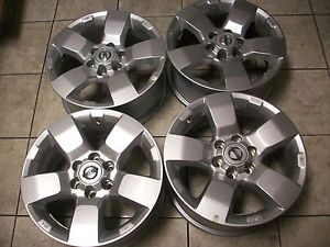 "16"" Nissan Xterra Frontier Factory Wheels Rims 2013"