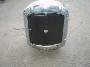 1930 40s Ford Hadees Heater Original with 6 New Volt Motor Super Nice Hot Rods