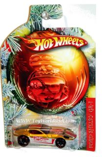 2010 HW Wal Mart Holiday Hot Rods Ford Shelby GR 1