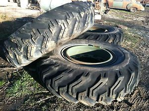 "18 33 Firestone 71"" Military Tractor Swamp Buggy Mud Monster Truck Tires"