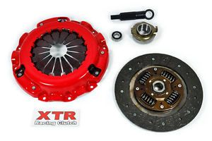 XTR Racing Stage 1 Clutch Kit 88 92 Mazda 626 MX 6 Ford Probe GT 2 2L Turbo 5SPD