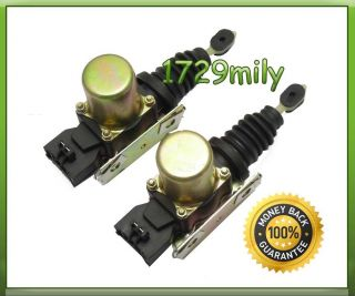 Door Lock Actuator Fit Cadillac Chevrolet GMC Blazer Jimmy Suburban Yukon 2pcs