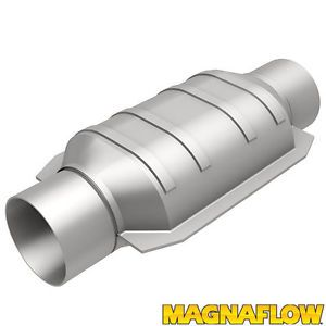 "Magnaflow 94109 Universal High Flow Catalytic Converter Oval 3"" in Out"