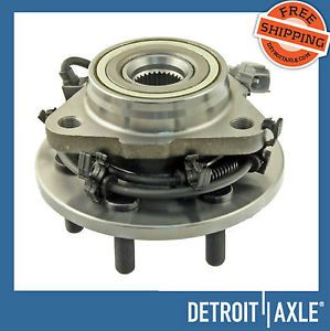 New Passenger Side Dodge Dakota Durango Front Wheel Bearing Assembly 4x4